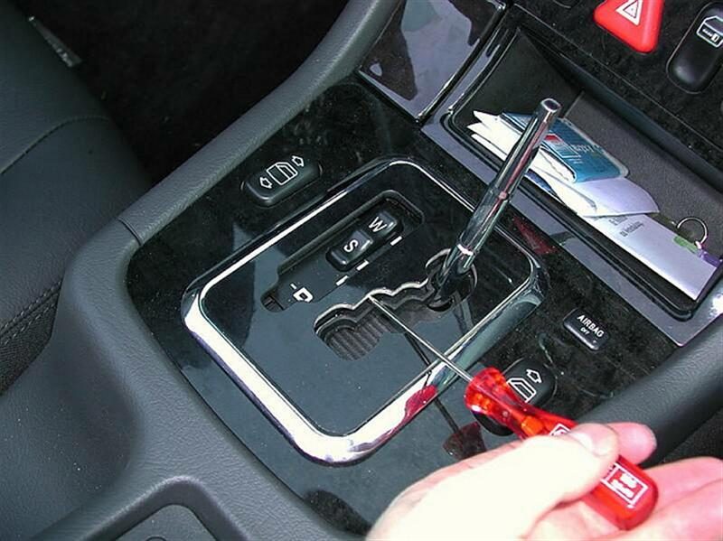 Mercedes Slk R170 Schaltkulisse Ausbauen Leiweke Blog